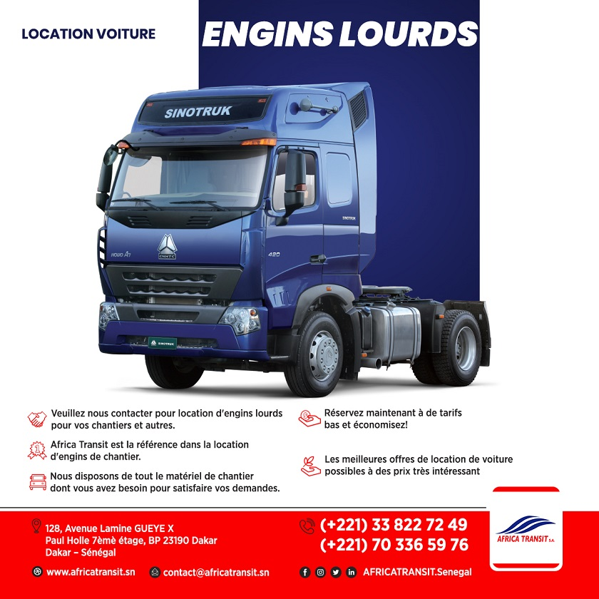 location Engins Lourds
