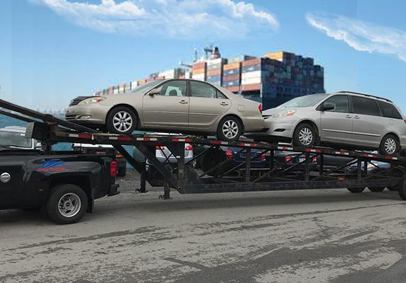 Transfert de voiture