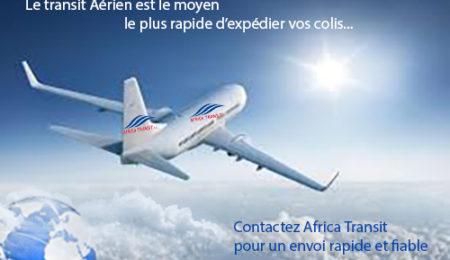 Service de fret Aérien par Africa Transit
